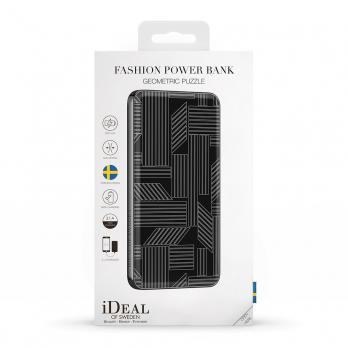 "Аккумулятор iDeal Power Bank 5000mAh, ""Geometric Puzzle"""