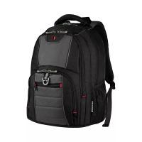 Рюкзак Wenger 16'', черный/серый, 38x25x48 см, 25 л