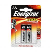 Щелочные батарейки Energizer MAX E91/AA FSB2 (2 штуки)