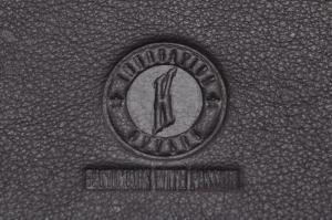 Бумажник Klondike Claim, коричневый, 12х2х9,5 см