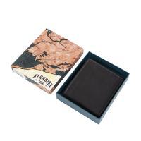 Бумажник Klondike Yukon, черный, 11х2х9,5 см