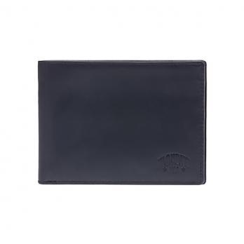 Бумажник Klondike Dawson, черный, 13х1,5х9,5 см