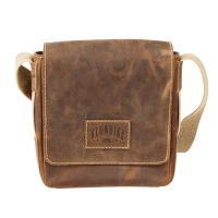 Сумка-планшет Klondike Native, коричневая, 23х7х24 см
