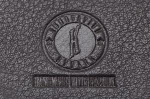 Бумажник Klondike Claim, коричневый, 10х1,5х12 см
