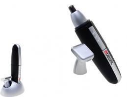 Триммер для носа и ушей Dewal, 2 ножевых блока (от 1 батарейки АА), черный*