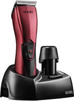 Машинка для стрижки Andis RBC Ionica, аккумуляторная, 8,4 Вт, 4 насадки, красная