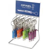 Набор Opinel ножи-брелоки 36 шт: голубой/оранжевый/зеленый/фиолетовый