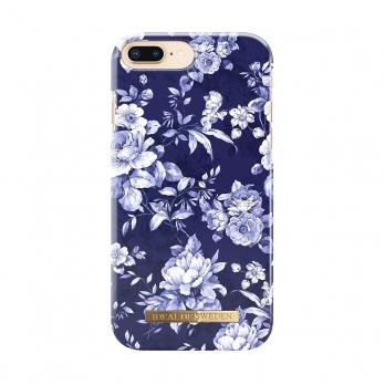 "Чехол для iPhone 8/7/6/6s Plus iDeal, ""Sailor Blue Bloom"""