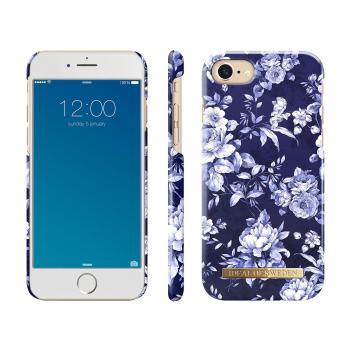 "Чехол для iPhone 8/7/6/6s iDeal, ""Sailor Blue Bloom"""
