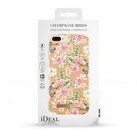 "Чехол для iPhone 8/7/6/6s Plus iDeal, ""Champagne Birds"""