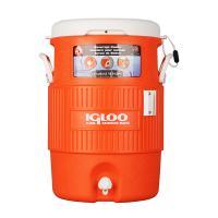 Изотермический контейнер (термобокс) Igloo 5 Gal 400 Series (18 л.), оранжевый