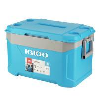 Изотермический контейнер (термобокс) Igloo Latitude 50 Cyan (47 л.), голубой