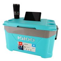 Изотермический контейнер (термобокс) Igloo Latitude 50 (47 л.), бирюзовый