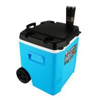 Изотермический контейнер (термобокс) Igloo Transformer 60 Roller (56 л.), синий