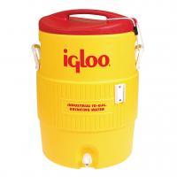 Изотермический контейнер (термобокс) Igloo 10 Gal 400 series (38 л.), желтый
