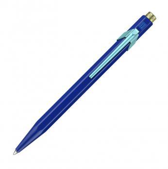 Carandache Office 849 Claim your style - Blue, шариковая ручка, M