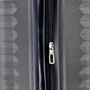 Чемодан Swissgear Fribourg, черный, 37x23x54 см, 35 л