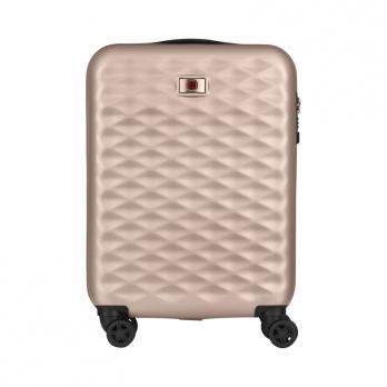 Чемодан Wenger Lumen, розовый, 40x20x55 см, 32 л