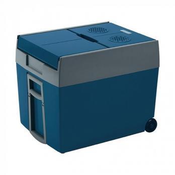 Автохолодильник MobiCool W48 AC/DC 48л, охл., колеса, пит. (12/220V)