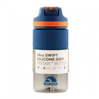 Бутылка Igloo Swift 16 (0,47 литра), синяя