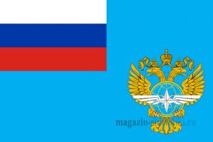 Флаг Министерства транспорта России