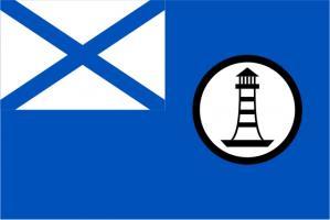 Флаг гидрографических судов (катеров) Военно-морского флота