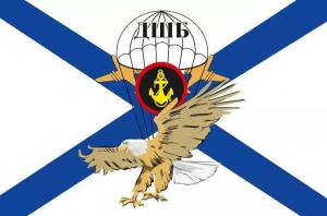 Флаг Морской пехоты Десантно - штурмовой батальон