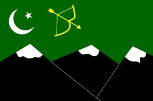 Флаг Буриши
