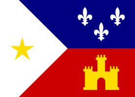 Флаг Каджунов