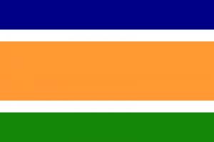 Флаг Маратхи