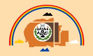 Флаг Навахо