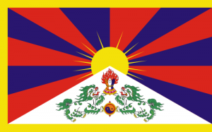 Флаг Тибетцев