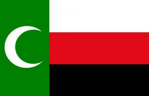 Флаг Турков-месхетинцев