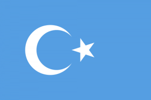Флаг Уйгуров