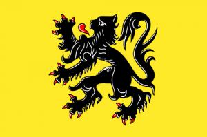 Флаг Фламандцев