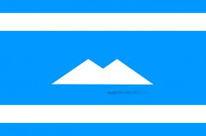 Флаг Балкарии(Балкарцев)