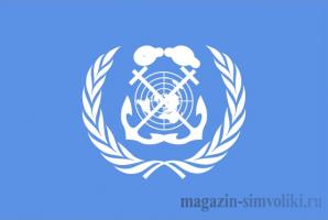 Флаг Международной морской организации
