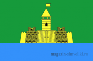 ФЛАГ АБИНСКОГО РАЙОНА