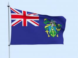 Флаг Питкэрна