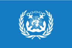 Флаг Международной морской организации (ИМО)