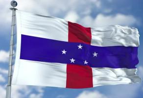 Флаг Нидерландских Антильских островов