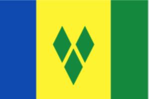 Флаг Сент-Винсента и Гренадины