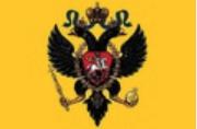 Императорский Штандарт 1721-1730г.г.