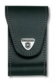 Чехол черный Victorinox для Swiss Army Knives or EcoLine 91 мм, толщина 5-8 уровней