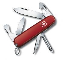 Нож Victorinox Tinker Small, 84 мм, 12 функций, красный*
