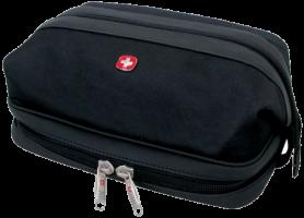 Несессер Wenger Deluxe Toiletry Kit, черный, 31х17х16 см, 8 л