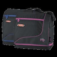 Термосумка детская Thermos Foogo Large Diaper Sporty Bag (черная/розовая)