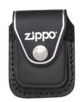 Чехол для зажигалки Zippo LPCBK*, черный, 57х30х75 мм