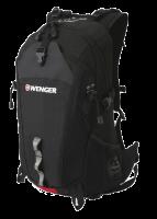 Рюкзак Wenger, черный, 29х19х52 см, 28 л