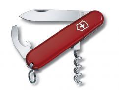 Нож Victorinox Waiter, 84 мм, 9 функций, красный*